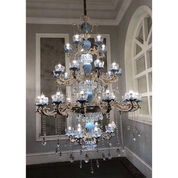 Custom Large Chandelier Lighting for Hotel 9510003