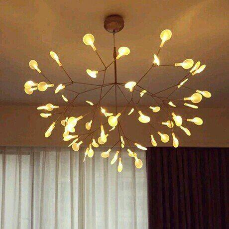 Modern Designers Lighting Glowworm LED Chandelier 9505007